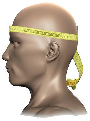 Guía de tallas de cascos