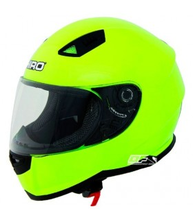 Casco Shiro Sh 881 Fluor