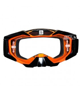 Gafas  MX-902  Shiro  Naranjas Gafas Cross y Enduro