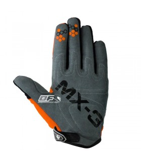 MX3  Guantes moto Verano Naranja On board
