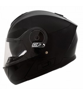 Casco Shiro SH507 Casco Modular Monocolor  Negro