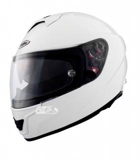 Casco moto Shiro Integral SH-351 Fibra Vidrio Blanco