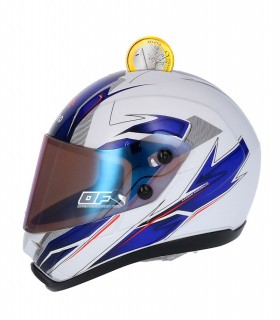 MINICASCO HUCHA SHIRO SH-336 CROWN. Regalo Hucha Mini Casco Shiro SH-336 CROWN