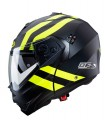 Casco CABERG DUKE 2 SuperLegend Negro mate Fluor
