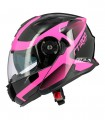 Casco Modular Astone RT1200Evo ASTAR Rosa Brillo