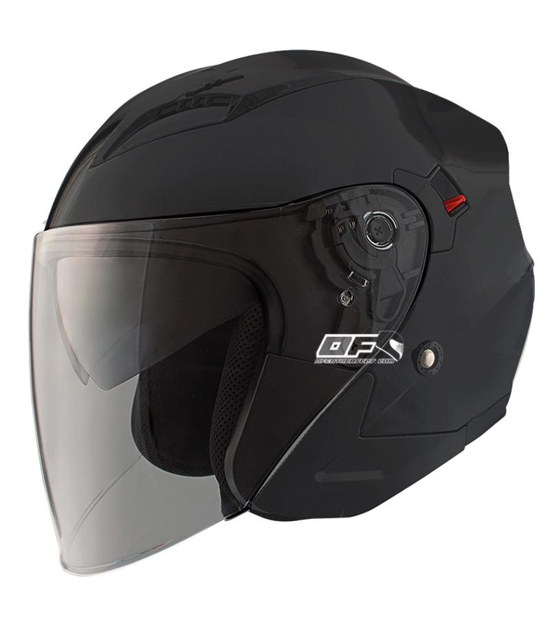 Nuevo casco shiro sh450 tour negro mate