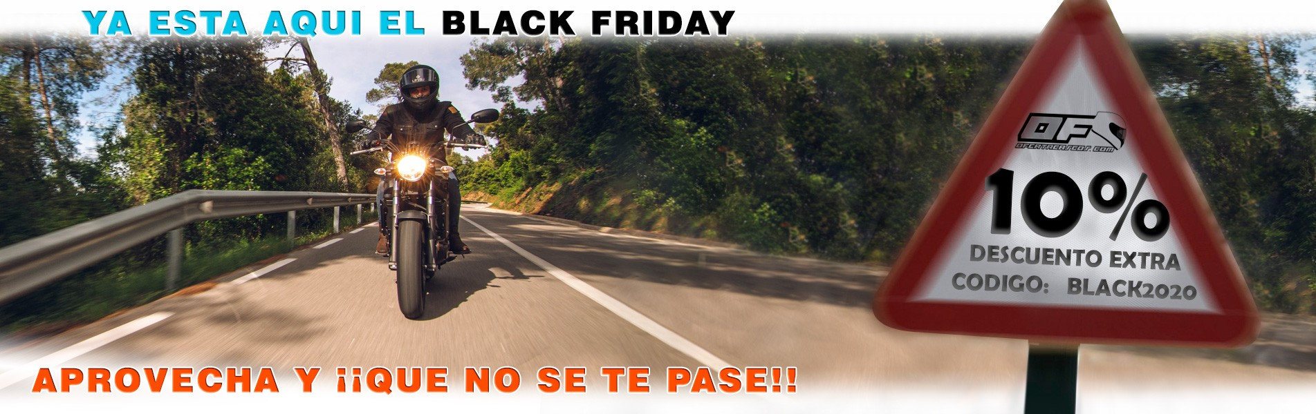 DESCUENTO BLACK FRIDAY 2020 BLACK2020